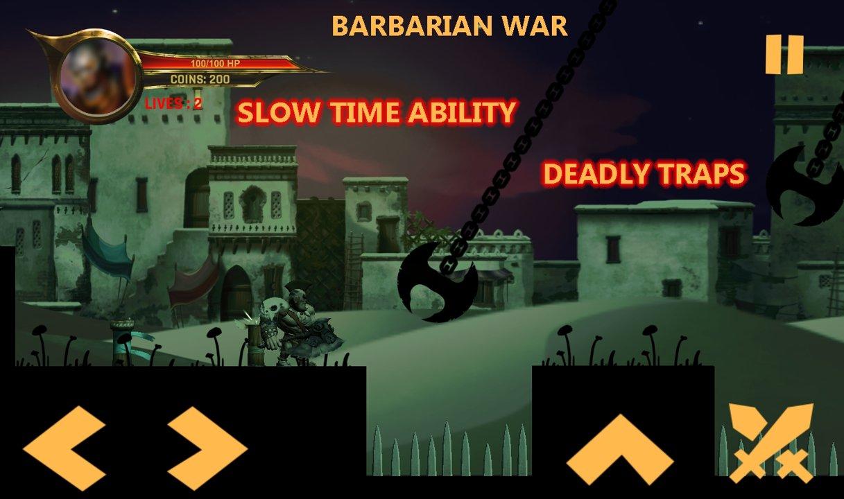 野蛮人战争安卓版下载