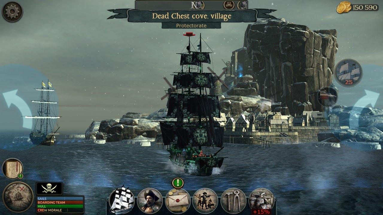 风暴海盗汉化版下载