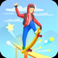滑板比赛3D游戏下载