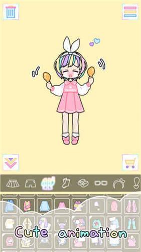 pastel girl手游