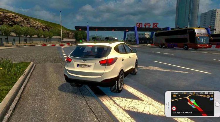 中国卡车模拟6app下载