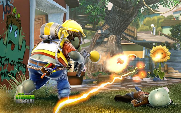 花园战争手机版免费游戏下载