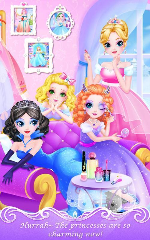 甜心公主的游戏