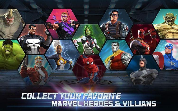 漫威:超级争霸战国际版下载