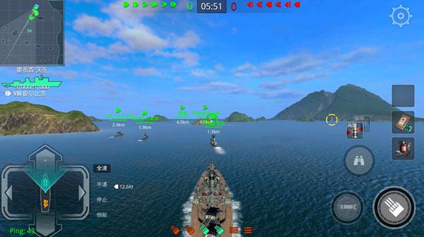 战舰猎手最新版下载