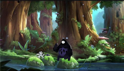 奥日与黑暗森林终极版汉化