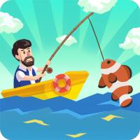 钓鱼模拟器鱼竿加强版
