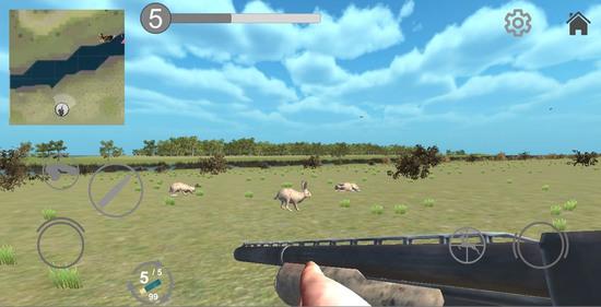 狩猎模拟器破解版