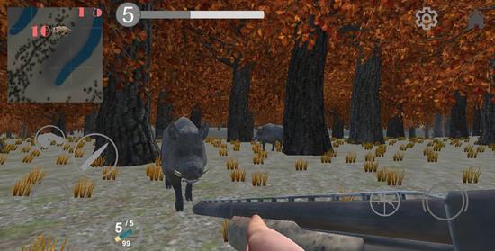 狩猎模拟枪支解锁版
