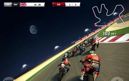 摩托锦标赛最新破解版