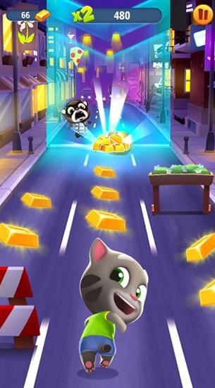汤姆猫酷跑无限钻石版下载