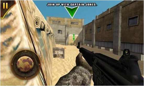 现代战争之沙漠风暴手机游戏下载