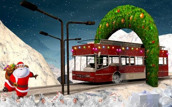 雪地巴士2021破解版