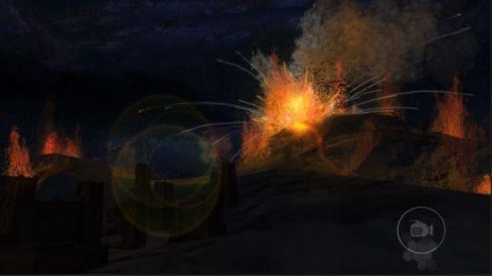 超真实火山爆发模拟器修改版