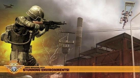 FPS特工救援无限子弹版