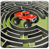 RC怪物卡车迷宫全关卡解锁版