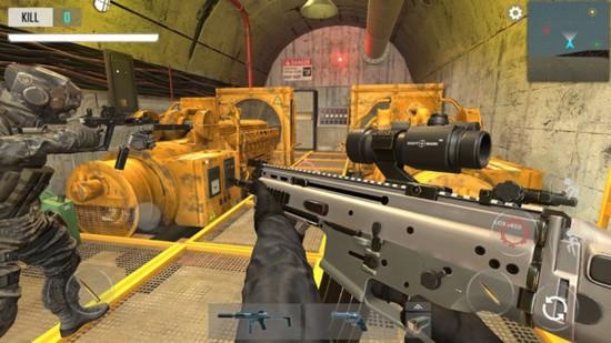 2021新枪战射击修改版