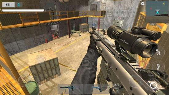 2021新枪战射击最新安卓版