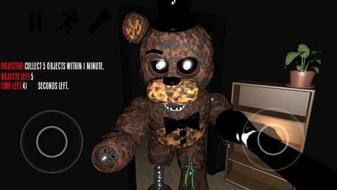 玩具熊五夜后宫修改版