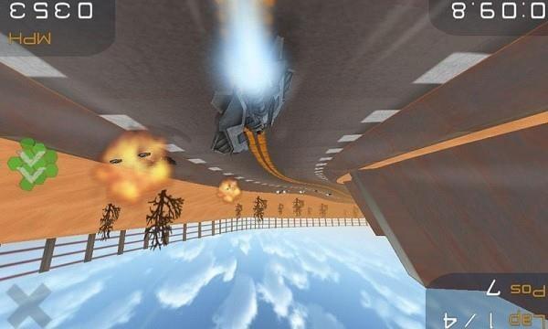 超音速飞行3D破解版