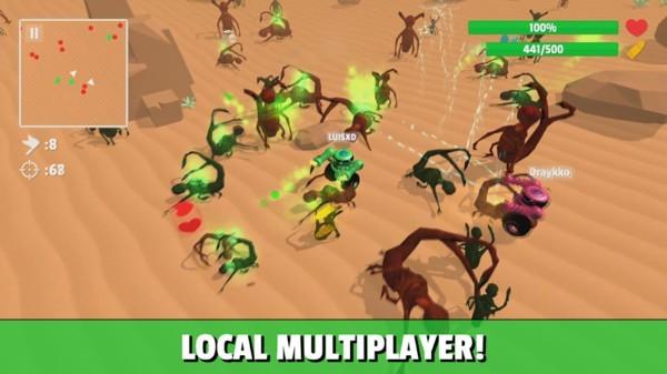 外星人全面战争最新安卓版