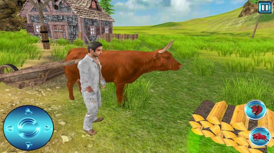 狂野公牛模拟器修改版