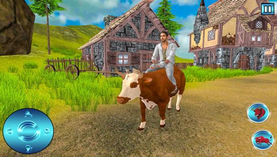 狂野公牛模拟器中文破解版