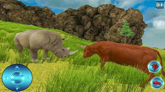 狂野公牛模拟器破解版