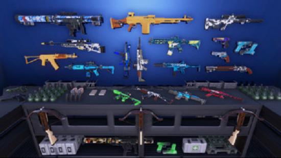 射击战场3D版修改版