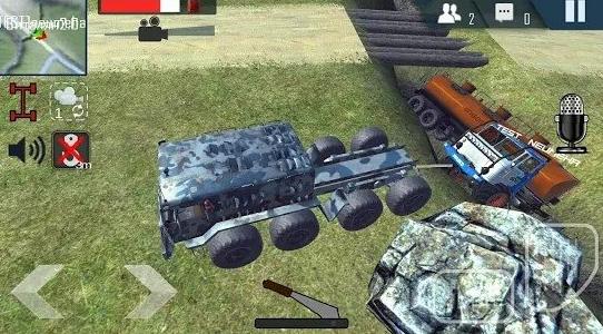 越野车模拟器无限金币破解版