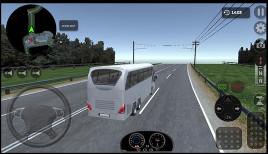 短跑巴士运输游戏最新免费版