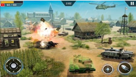 世界战争机器游戏