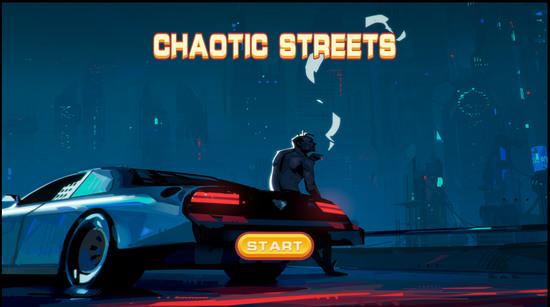 Chaotic streets中文版
