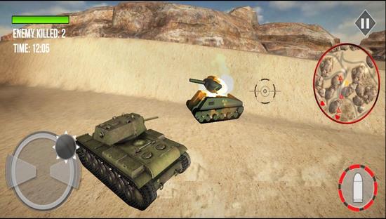 陆军坦克死亡大战破解版