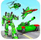 坦克机器人改造战争破解版