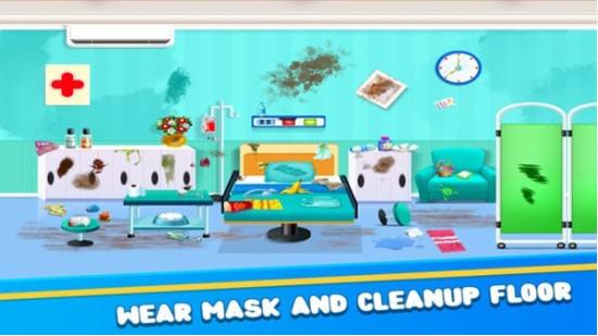 医院清洁游戏安卓手机最新版