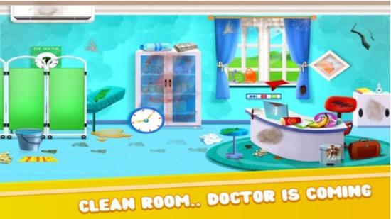 医院清洁手游