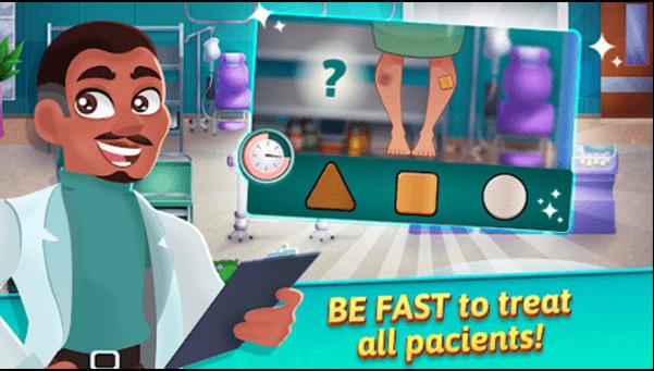 医院模拟器游戏