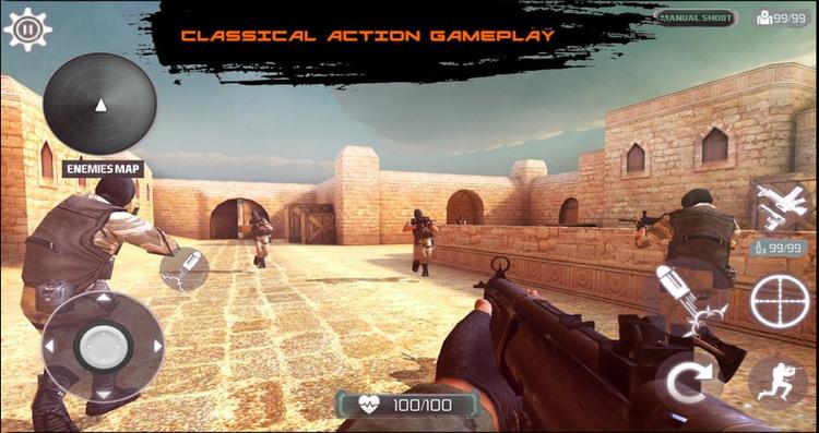 反击枪战游戏最新安卓版