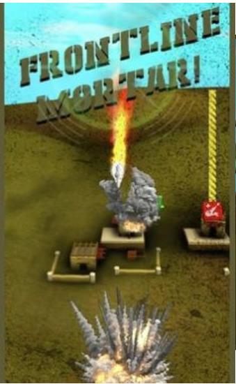迫击炮冲突3D游戏破解版