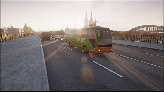 长途客车模拟器图片2