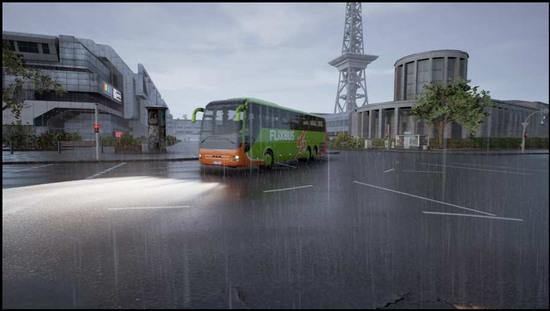 长途客车模拟器图片3