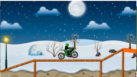 刺激摩托比赛游戏图片3