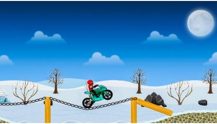 刺激摩托比赛游戏图片2