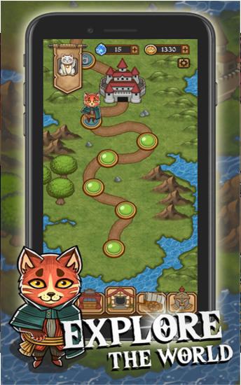 猫咪地下城汉化版图片1