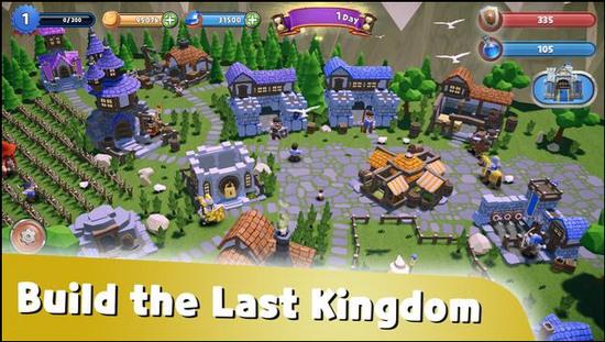 Last Kingdom手游图片1