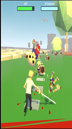 虚拟骑士最新版图片3