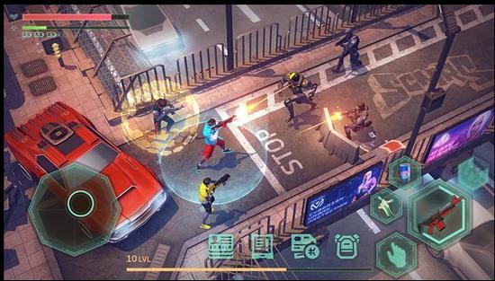 Cyberika中文版