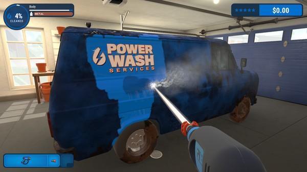 强力清洗模拟器图片3