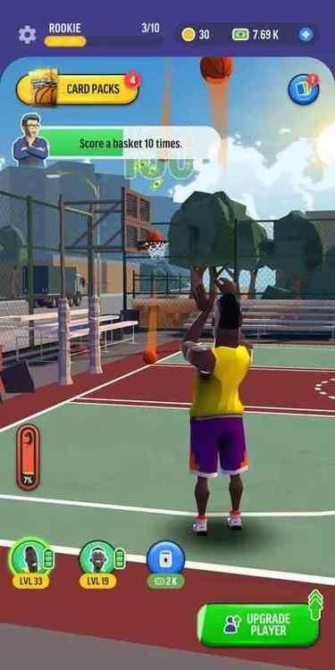 篮球传奇世界图片1